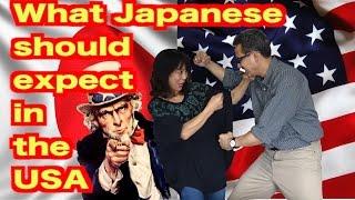 10 Japanese Travel Tips for Visiting America (日英字幕)