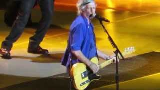 "The Rolling Stones ""Happy"" Orlando 6-12-2015"
