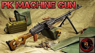 Russian PK Series of Machine Guns