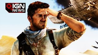 Naughty Dog Plans to Keep Uncharted 4 'Light-Hearted' - IGN News thumbnail