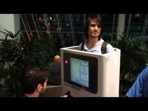 Playable Game Boy Costume Turns You into a Playable Game Boy