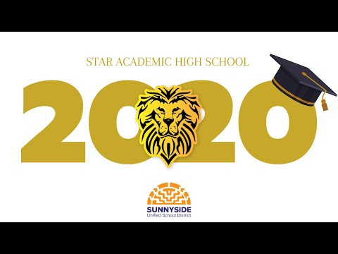 Star Academic High School: 2020 Graduation Ceremony
