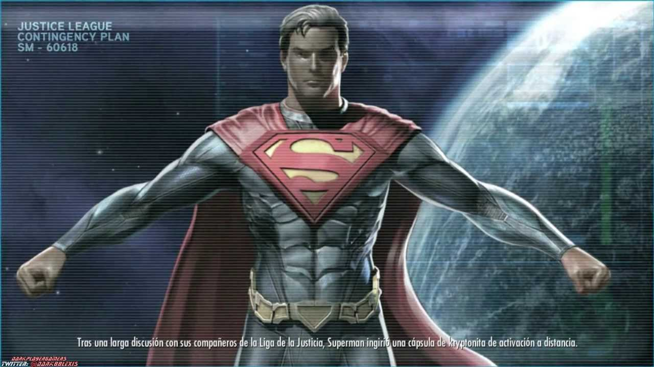The Fall Movie Wallpaper Injustice Gods Among Us Arcade Mode Superman Final
