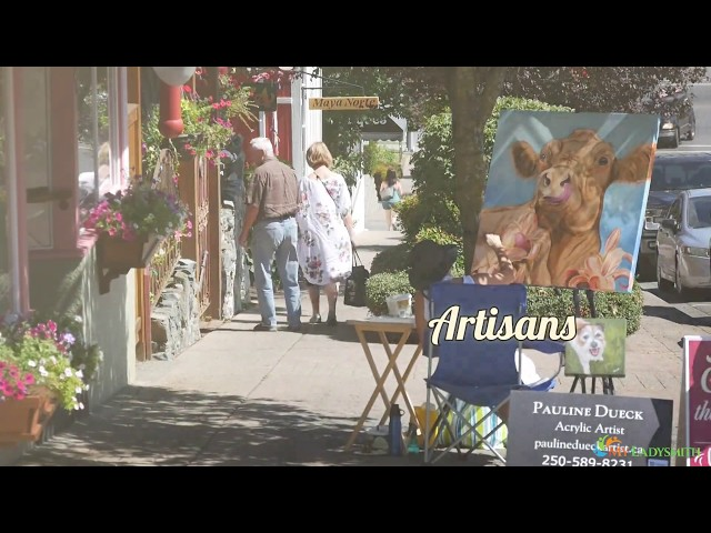 Ladysmith BC Canada: What Makes this Vancouver Island Community Special?