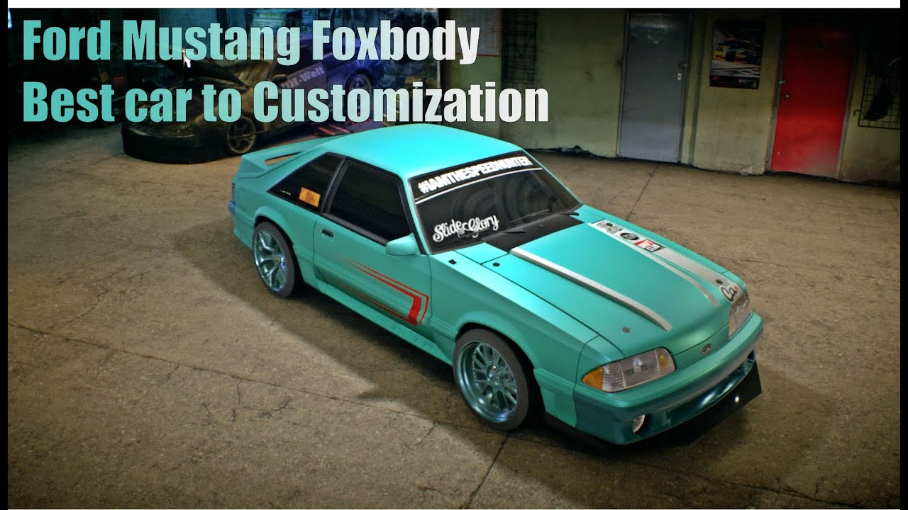 need for speed 2015 ford mustang fox body 1990 best car. Black Bedroom Furniture Sets. Home Design Ideas