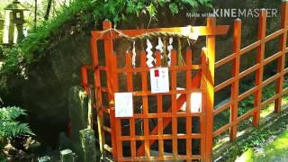 開運 神社 パワースポット! 饒速日命(ニギハヤヒノミコト)が降臨した聖地  磐船神社