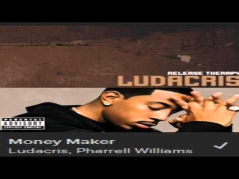 Ludacris  Money Maker explicit