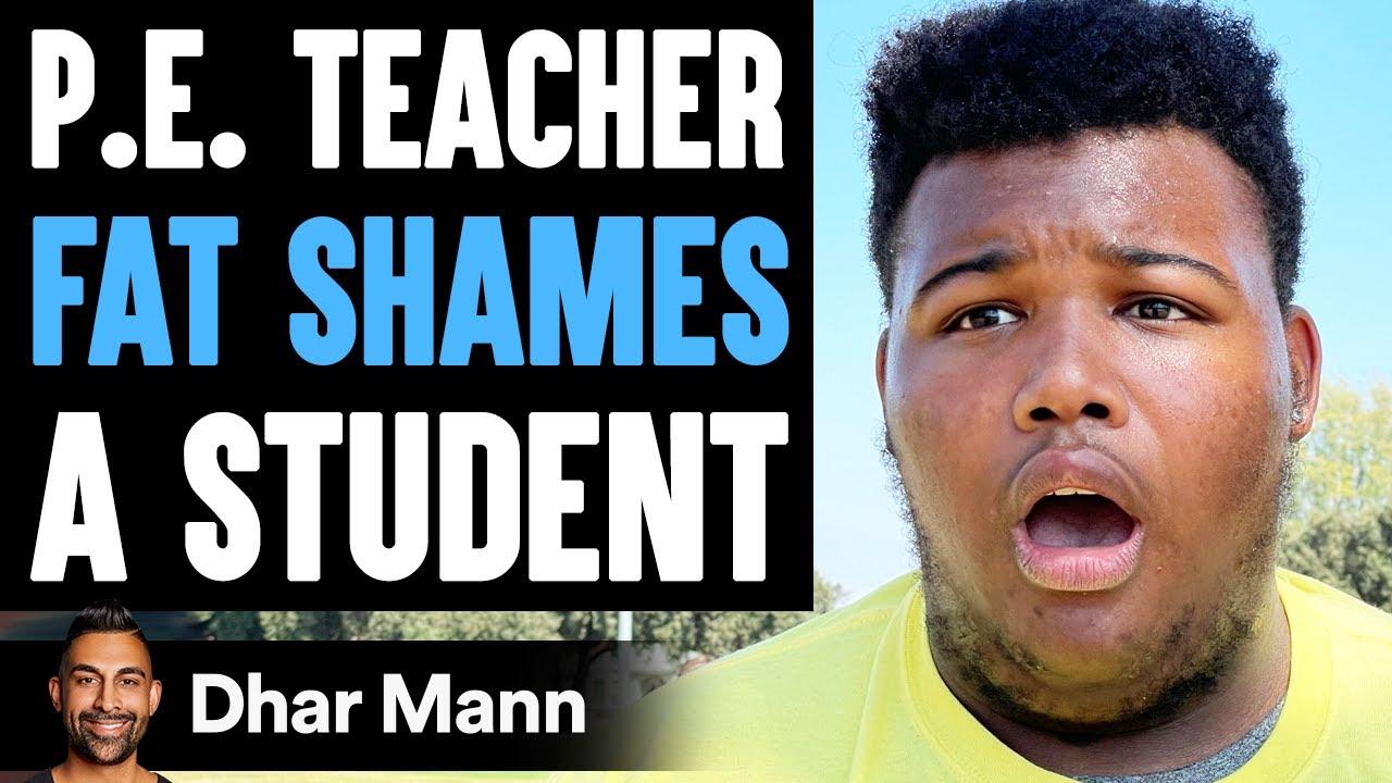 Download P.E. Teacher FAT SHAMES A Student, He Lives To Regret It | Dhar Mann