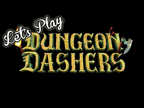 Game Time -- Burnie & Barb play Dungeon Dashers
