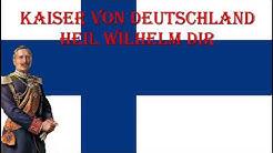 Sing with Karl - Saksan Keisari Wilhelmi [German Version][+English Translation]