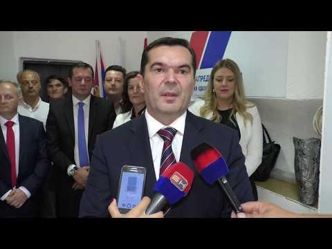 -Naprednjaci otvorili nove stranacke prostorije u Mrkonjic Gradu -2018