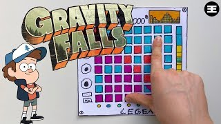 GRAVITY FALLS THEME (Launchpad Cover)