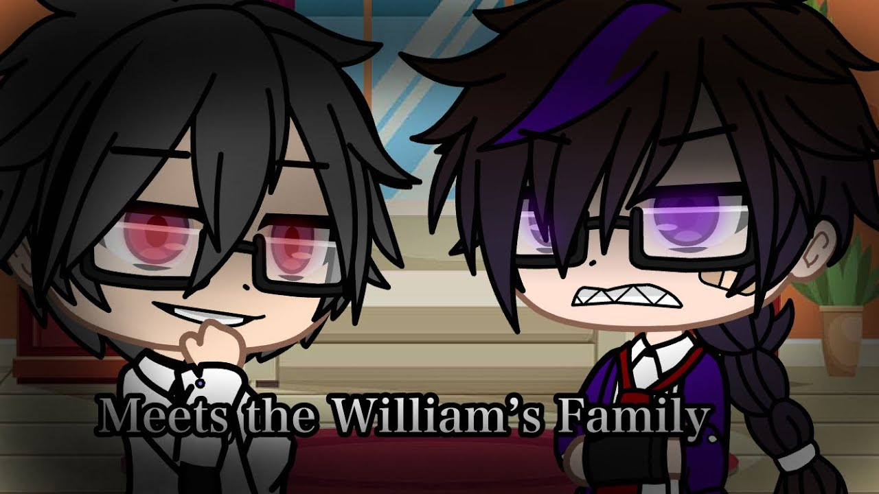 Download The Afton Family Meets William's Family {Gacha Club} FNaF