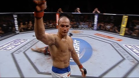 Junior Dos Santos Top 5 Knockouts