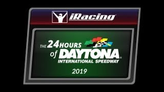 10 year iRacing Anniversary  Daytona 24 Hours -  DP  from 3:30-11:30pm EST then GTE till who knows.