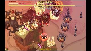 Jamestown Gameplay: First Level (Divine difficulty)