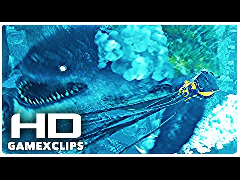 BIOMUTANT Murk Puff Boss Fight | Game CLIP [HD] |