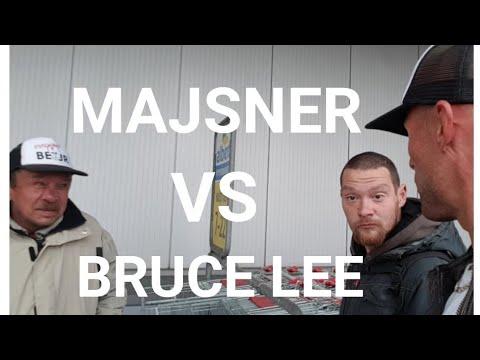 Psychopat vs Majsner vs Bruce lee půjde do léčebny?