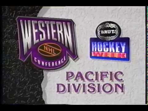 Brut Presents NHL Hockey Week- April 7, 1995
