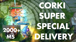 Corki Super Special Delivery (2000+ MS) PBE