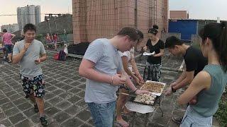 Шашлык или китайский шашлычок? - Жизнь в Китае #104