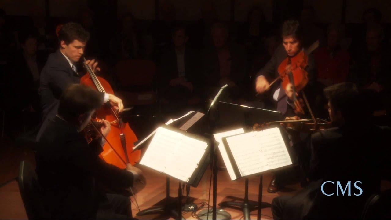 Elgar: String Quartet in E minor,  I. Allegro moderato