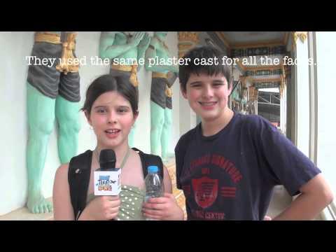 Bridge On The River Kwai Kanchanaburi City Kids Travel News 2014
