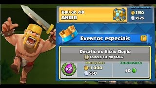 Clash Royale Baú do clã Clash of Clans Evento do Dragão