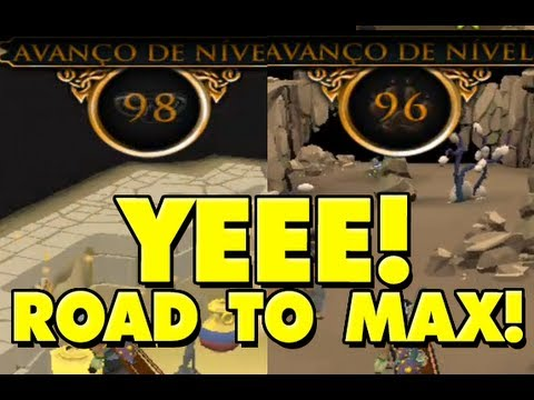 Runescape Road To MaxCape! With B0SS! #69
