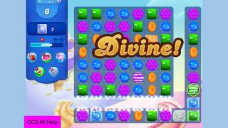 candy Crush Saga Level 363 12 moves NO BOOSTERS