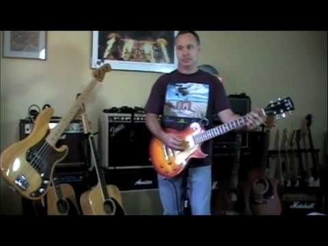 Vintage Lotus Les Paul Copy Demo/Review (and general advice on import guitars)