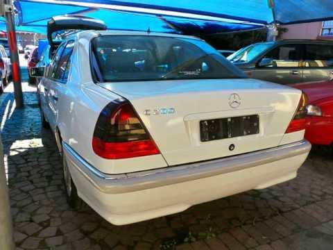 Mercedes c200 1997
