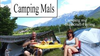 Camping Mals (Südtirol) - Spontan Kurzurlaub