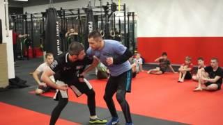 Абдула Дадаев: мастер-класс в Ульяновске, MMA, 2016