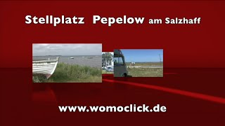Wohnmobil - Stellplatz Pepelow / womoclick.de