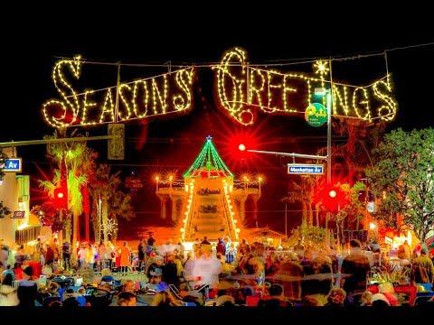 Manhattan Beach Christmas Tree Lighting Ceremony and ...