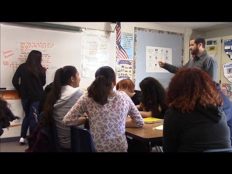 The Mira Loma Middle School AVID Program
