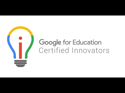 Google for Education Certified Innovator Application Panel and Q and A