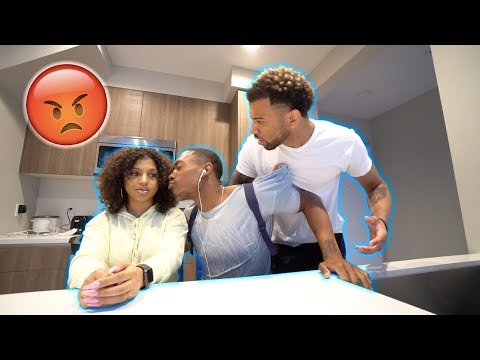 My Best Friend Kisses My Sister In Front Of Me Prank Goes Terribly Wrong