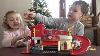 Пожарный Сэм игрушка Fireman Sam Video Подарки на Новый Год