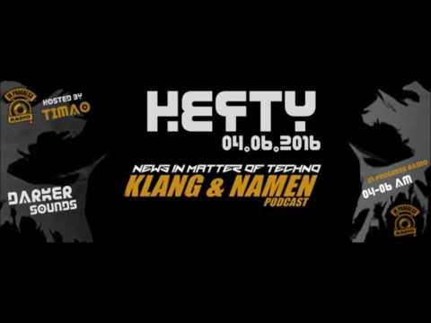 Hefty - Klang & Namen Podcast
