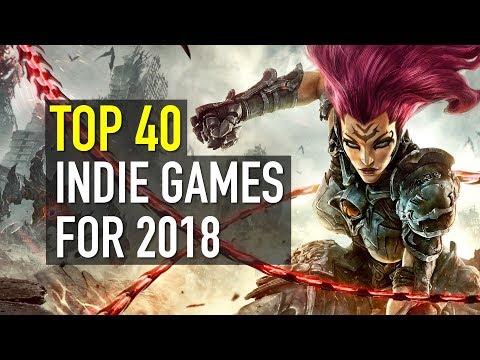 TOP 40 BEST UPCOMING INDIE GAMES of 2018