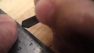 Veritas Marking Knife
