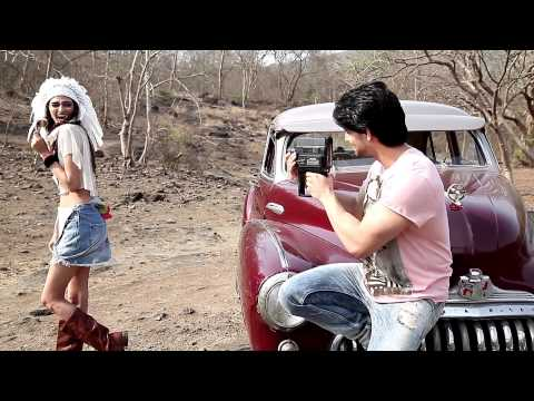 The making of Sooraj Pancholi and Athiya Shetty Filmfare cover shoot
