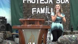 13.08.12 - CULTO TAMO JUNTO - Arianne - Por me amar