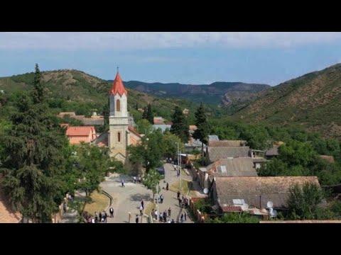 Грузия как мекка для туристов. Отреставрировано село немецких переселенцев