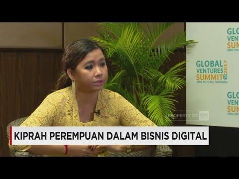 Kiprah Perempuan dalam Bisnis Digital (Global Ventures Summit 2017) - Insight With Desi Anwar