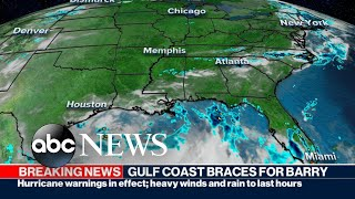 Gulf Coast braces for Barry, ICE deportation raids planned, Trump drops census fight