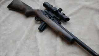 Repeat youtube video Custom KJW KC02 Ruger 10/22 Gas Blowback Rifle Airsoft Overview