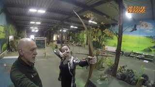 Русский Экстрим - Уроки экстрима - Стрельба из лука и арбалета
